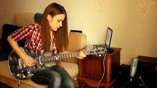 Slash - Anastasia (guitar cover by Marina Andrienko) Marina Andrienko