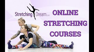 Online stretching courses - Stretching Dream