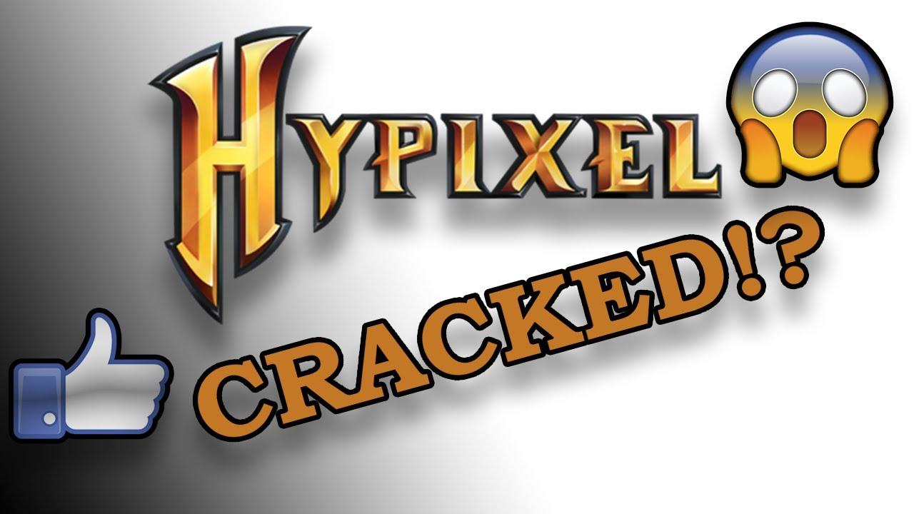 Cracked Hypixel Server!