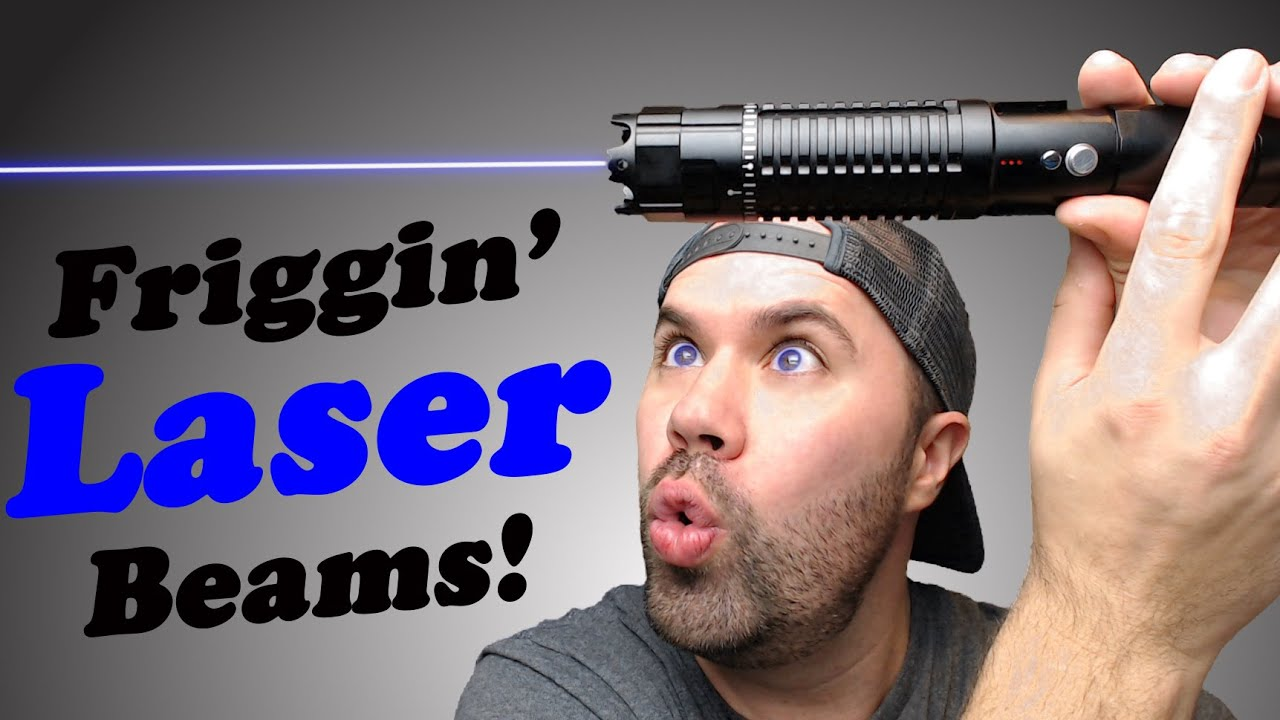 Wicked Lasers | 1500mW High Power Blue Lasers!!!