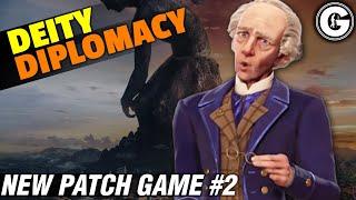 Civilization 6 Canada Gameplay Pt  1