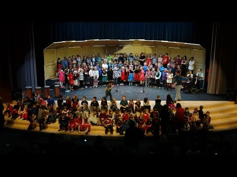 Moose Lake Elementary School Winter Concert 2017