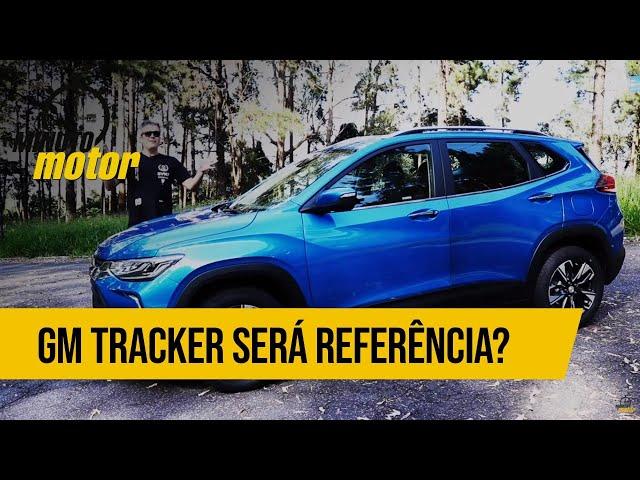 O GM Tracker será a nova referência entre os SUVs?