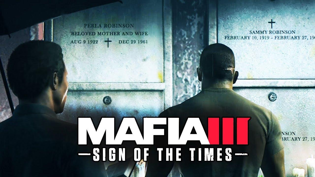 Zagrajmy w Mafia III – Znak czasu DLC – #4 – KONIEC! – 4K