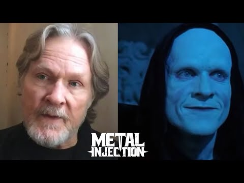 """William Sadler """"The Grim Reaper"""" on BILL & TED 3, Death's Accent & More 