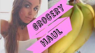 Raw Vegan Grocery Haul!!