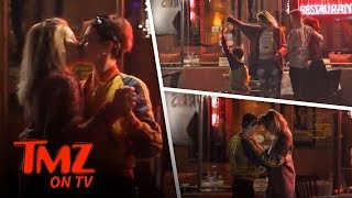 Paris Jackson & Cara Delevingne Hook Up!!! | TMZ TV