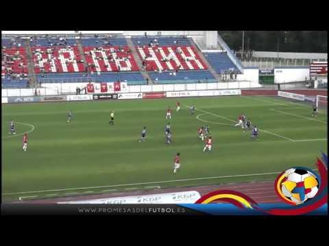 Carlos Rua, Promesas del Futbol