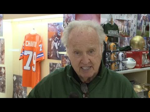 Paul Hornung Extended Interview on 10/24/15