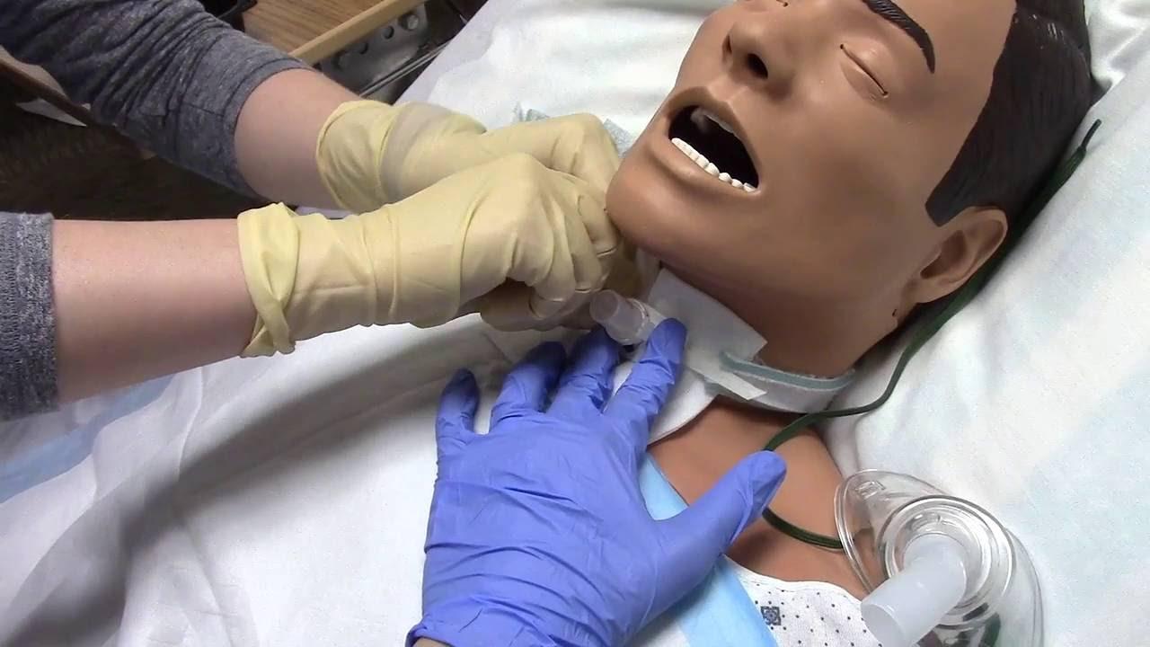 skills in nurses tracheostomy patients Nursing skills 11 skill videos every new nurse should youtube tutorials for nurses 4 tracheostomy care how to provide care to a patient with tracheostomy.