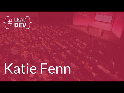 Writing Modular CSS with CSS modules – Katie Fenn | The Lead Developer UK 2016