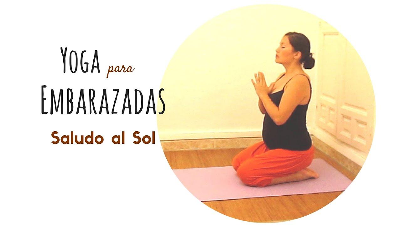 Yoga Para Embarazadas Saludo Al Sol Segundo Trimestre