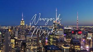 [메이킴미국여행] 뉴욕 맨하탄 야경 NewYork Ma…