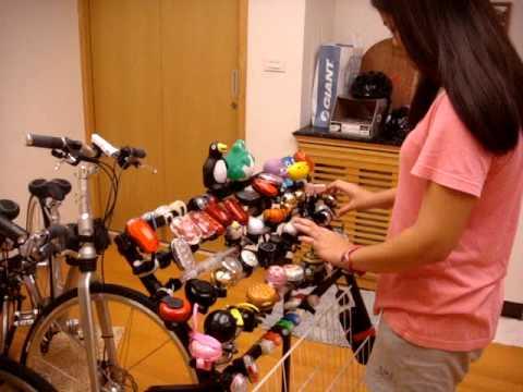 Jingle Bells Jingle Bike Bells Bike Bell Performing Youtube