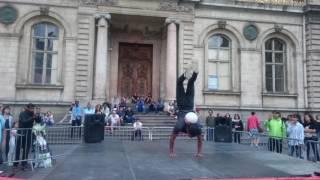 Wiwi freestyle ball //Dj Street Style feat Vanessa Mae - Euphoria// Show in Lyon
