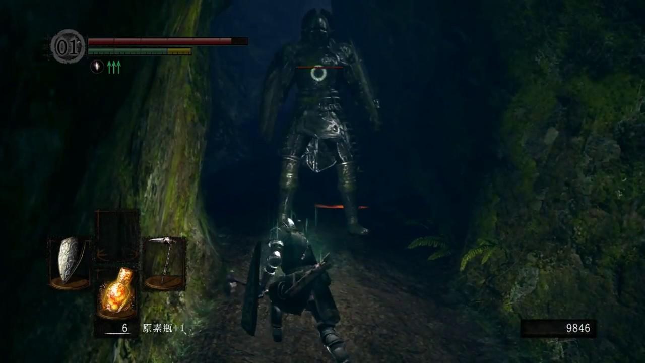 (゚∀。)《黑暗靈魂:死戰》跑跑支線地圖搜刮搜刮 (Part 5) - YouTube