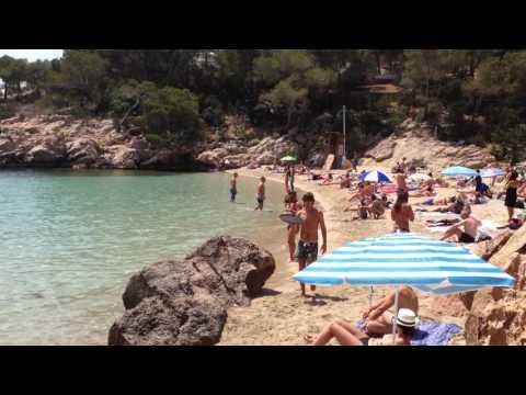 イビザ島ヌーディストビーチ (Ibiza Nudists beach)