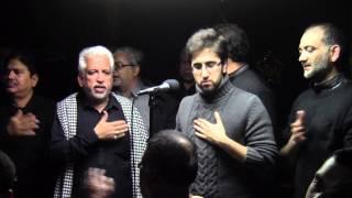 """Reza Rizvi """"Parda Duniya Ko Sikhane Wali Aayi Bazaaron Mein Zainab"""" - 12/28/13"""