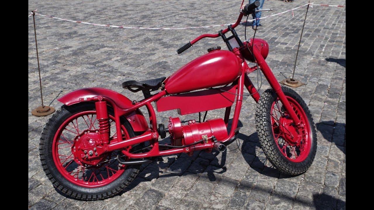 Мотоциклы своими руками - Полезные самоделки 58
