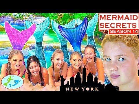 Mermaid Secrets of the Deep - FULL SEASON 14 - MERMAIDS THROUGH TIME | Theekholms