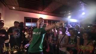 FlipTop - Rapido vs Hizuka @ Isabuhay Tournament 2