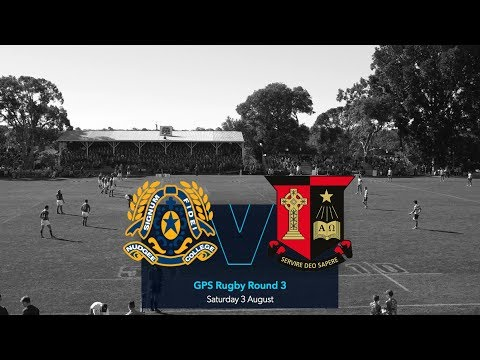 GPS Rugby 2019 R3: St Joseph's Nudgee College V St Joseph's Gregory Terrace