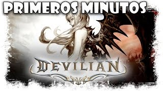 Devilian Gameplay Español | Primeros Minutos | Action MMOrpg Free To Play Anime