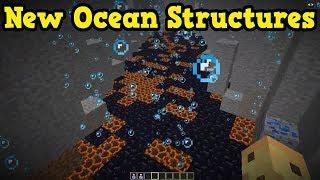 Minecraft 1.13 - New Snapshot: MAGMA RAVINES & Humidity