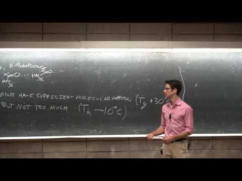 Ep19 Crystallization and crystalline microstructure - UCSD NANO 134 - Darren Lipomi