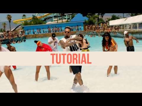 "[TUTORIAL] ""PILLS & AUTOMOBILES"" CHRIS BROWN DANCE 