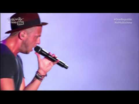 OneRepublic All The Right Moves(Live)Rock in Rio 2015