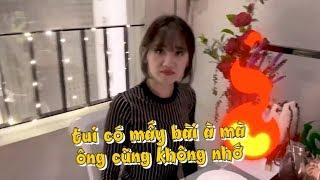 Hari phạt Trấn Thành ngủ Sofa vì sự cố đoán sai tên bài hát của Vợ trong Chạy Đi Chờ Chi