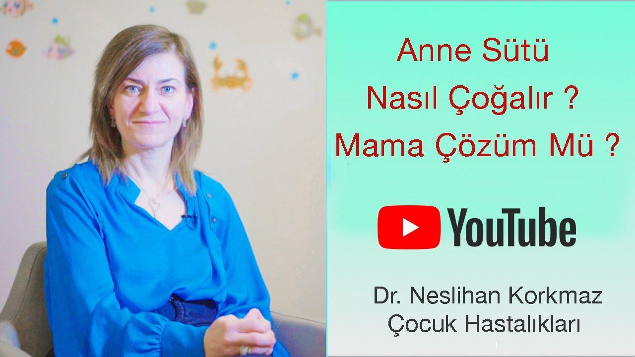 Anne Sütü Nasıl Çoğalır ? Sağma | Mama Çözüm Mü ? | Dr. Neslihan Korkmaz |