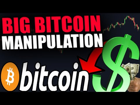 BITCOIN WARNING! WATCH THIS BEFORE YOU SELL! *They Are Trying To FOOL YOU!*