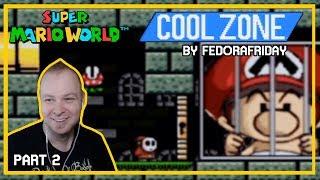 Cool Zone (SMW Kaizo) [Part 2]