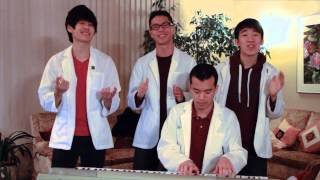 Holiday Medley - The VaccinAsians - All I Want for Christmas Is You + Santa Claus is Coming to Town