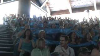 Hermans Hermits, Sea Cruise   featuring Peter Noone. Busch Gardens, Tampa FL 2/2011