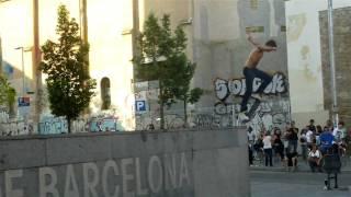 Skate In Macba, Barcelona