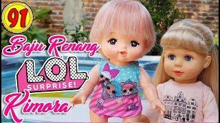 #91 Baju Renang LOL untuk Kimora - Boneka Walking Doll Cantik Lucu -7L | Belinda Palace
