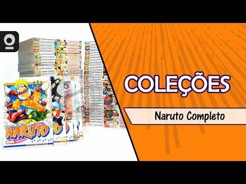 [ COLEÇÃO ] - Naruto Completo