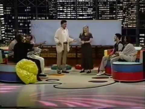 Pictionary - Alison Sweeney, Victoria Rowell, Erik Estrada, Taylor Negron (Sept. 29th 1997)