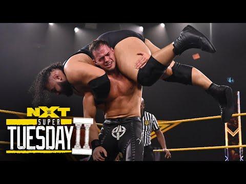 Bronson Reed vs. Austin Theory: NXT Super Tuesday II, Sept. 8, 2020