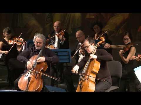 G. Sollima: Violoncelles, Vibrez! - Mario Brunello & Giovanni Gnocchi