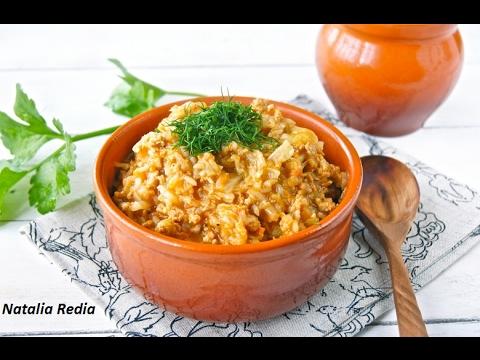 Суп с минтаем и рисом