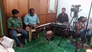 sree yesu namamu song by kiran