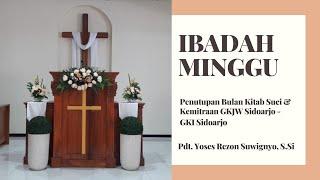 Ibadah Minggu - 27 September 2020