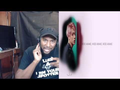 BTS Jin - 'Awake' [Han¦Rom¦Eng lyrics] [FULL Version] Reaction