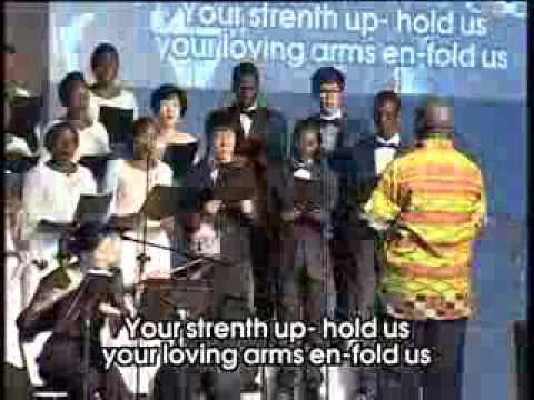 Sioni Mwingine Swahili Medley + It Is Good, O Lord By Don Besig  Interesting Harmonies By GNM Nairob