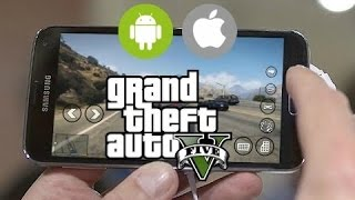 HOW TO GET GTA 5 ON ANY DEVICE IOS İPHONE ANDROID CLOUD