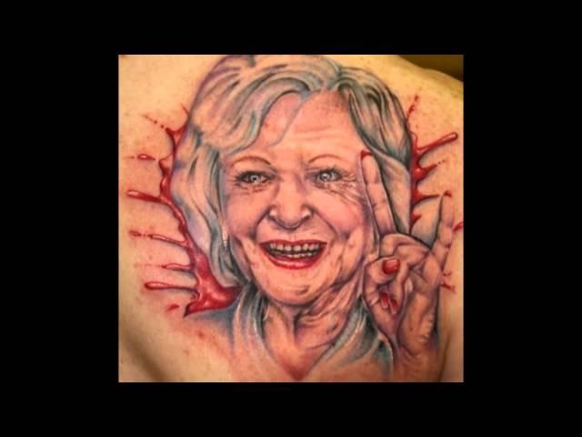 30 Weird Tattoos